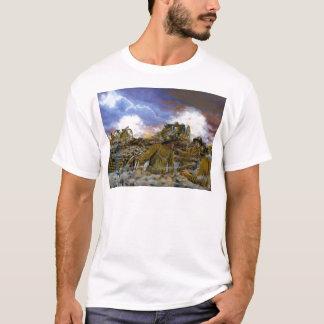 Camiseta A bateria de Truman por Dominic D'Andrea