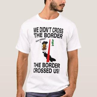 Camiseta A beira cruzou-nos