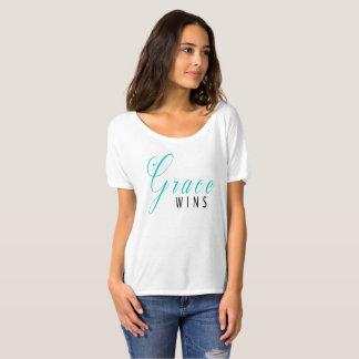 Camiseta A benevolência ganha o T