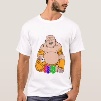 Camiseta A BOA SORTE TEXAS GUARDARA-OS PILHA da