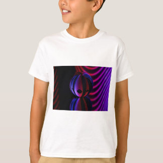 Camiseta A bola reflete 6