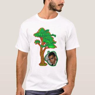 Camiseta A bolota não cai longe da árvore