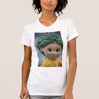 Camiseta A boneca a mais bonito