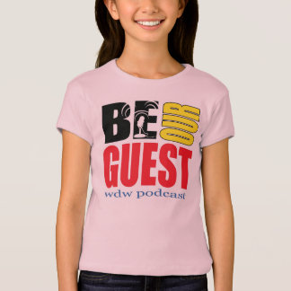 Camiseta A boneca das meninas seja nosso t-shirt do Podcast
