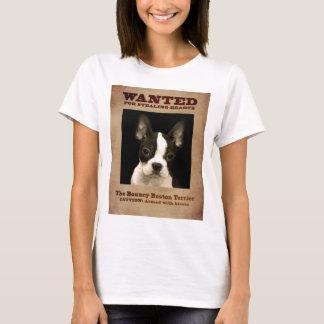 Camiseta A Boston Bouncy Terrier