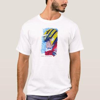 Camiseta A BRAZILIAN HERO - Artwork Louis Glineur