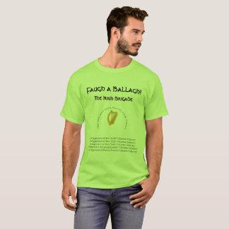 Camiseta A brigada irlandesa