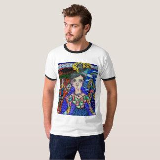 Camiseta a bruxa adolescente
