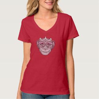 Camiseta A cabeça 1 de Mokey
