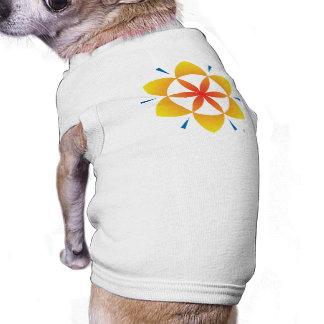 Camiseta A camisa do Doggy de PowGirl