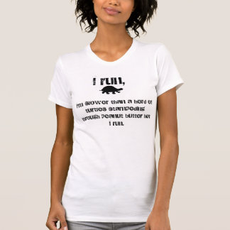 Camiseta A camisola de alças de funcionamento das mulheres