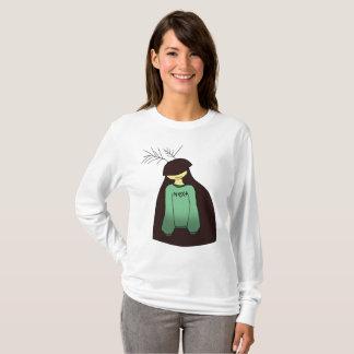 """Camiseta A camisola """"seguinte"""" da brownie"""
