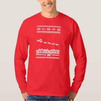 Camiseta A camisola X-Mas feia (ø gen 2000-2004)
