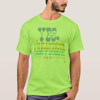 Camiseta A cara considerável e humilde SmithShirt!