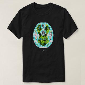 Camiseta A cara da alienígena
