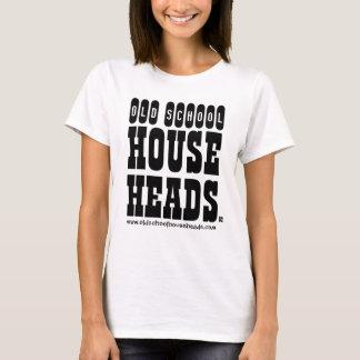 Camiseta A casa da velha escola dirige a senhora Tanque 1