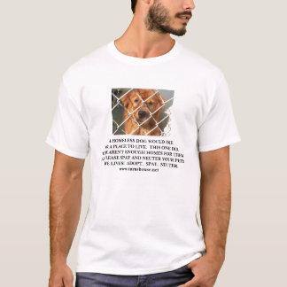 Camiseta A casa de Tara adota