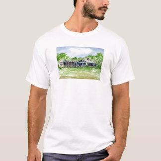 Camiseta A casa de Zack, estrada do farol por Arnold Zack