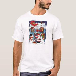Camiseta A casa do papai noel