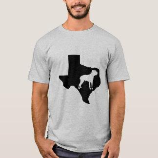 Camiseta A casa é o lugar onde meu bastão Corso está