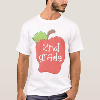 Camiseta Á categoria bonito Apple