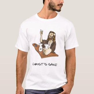Camiseta A causa do cristo