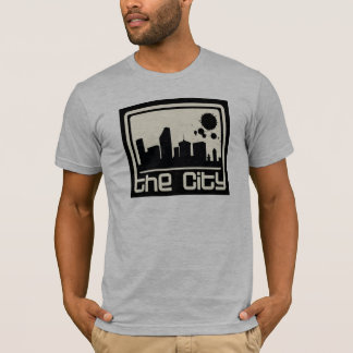 Camiseta a cidade