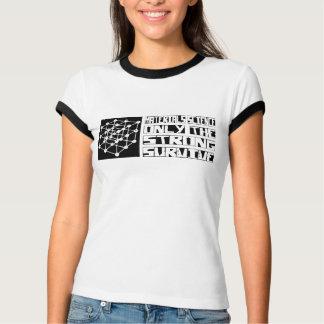 Camiseta A ciência de materiais sobrevive
