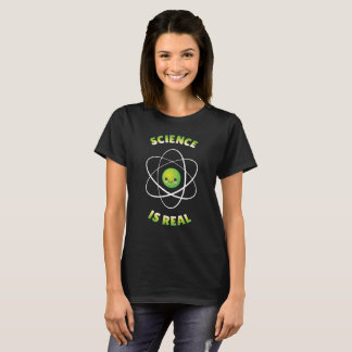 Camiseta A ciência é ciência de Kawaii dos desenhos