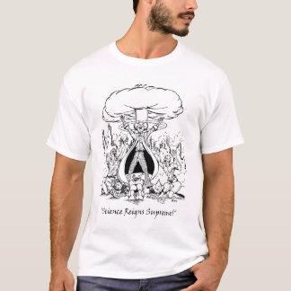 Camiseta A ciência reina supremo