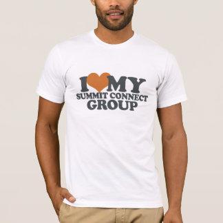 Camiseta A cimeira conecta