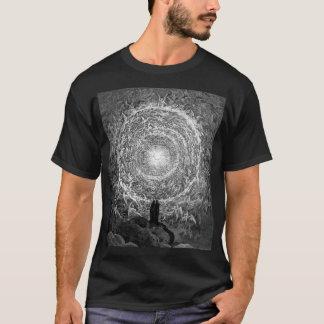 Camiseta A comédia divina de Dante: Rosa branco - Gustave