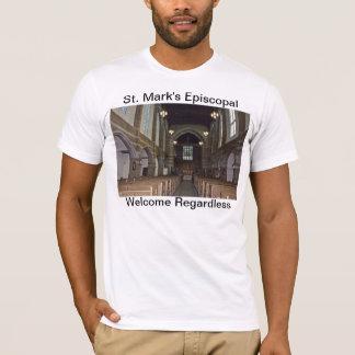 Camiseta A comunidade da igreja episcopal de St Mark