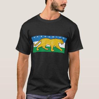 "Camiseta A ""cor mim Cascadian """