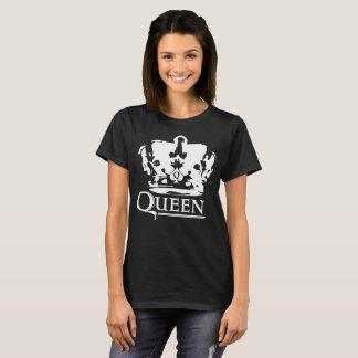 Camiseta A coroa da rainha