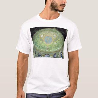 Camiseta A cúpula com um mosaico que descreve
