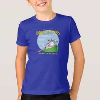 Camiseta A dança dos miúdos no t-shirt dos bancos