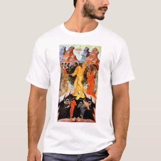 Camiseta A descida do cristo no inferno