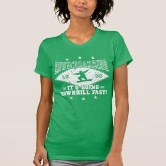 Camiseta A DESCIDA JEJUA! (branco)