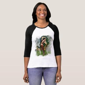 Camiseta A deusa do amor
