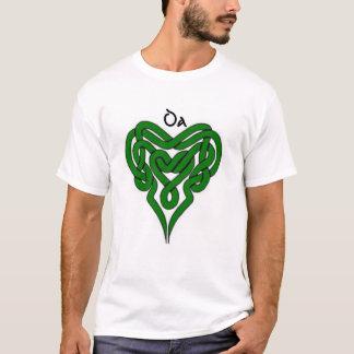 Camiseta A Dinamarca - Pai irlandês