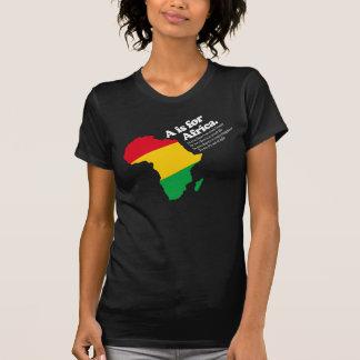 Camiseta A é para África #2