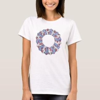 Camiseta A edredão de Nellie da avó - bloco #3