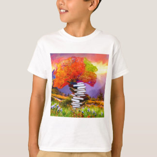 Camiseta A educação será sempre a base se todo o sucesso