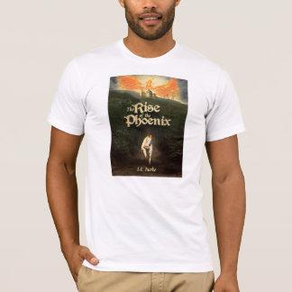 Camiseta A elevação dos homens do t-shirt macio super de
