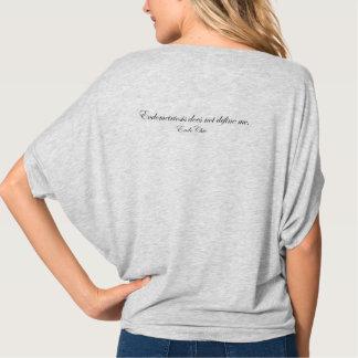 Camiseta A endometriose não me define