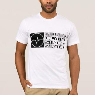 Camiseta A engenharia biomedicável sobrevive