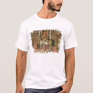 Camiseta A entrega da confissão de Augsburg