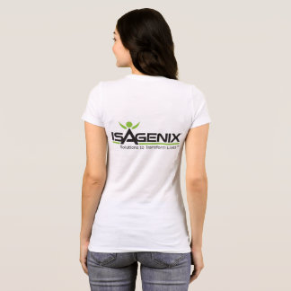 Camiseta A equipe de Isagenix energiza o T
