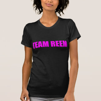 Camiseta A equipe Reem a única maneira é t-shirt Joey de